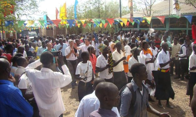 Gesù si è fermato a Kakuma