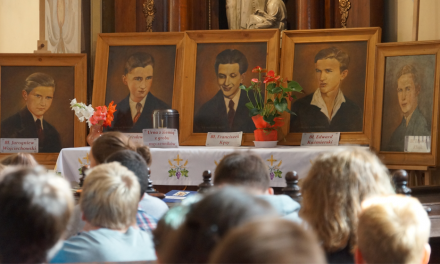 18° anniversario della beatificazione dei giovani oratoriani di Poznań