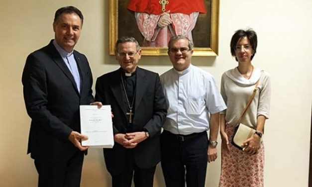 Vaticano – Presentazione della Positio super virtutibus del Servo di Dio Ignazio Stuchlý