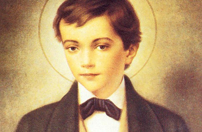 Domenico Savio: I miei amici saranno Gesù e Maria