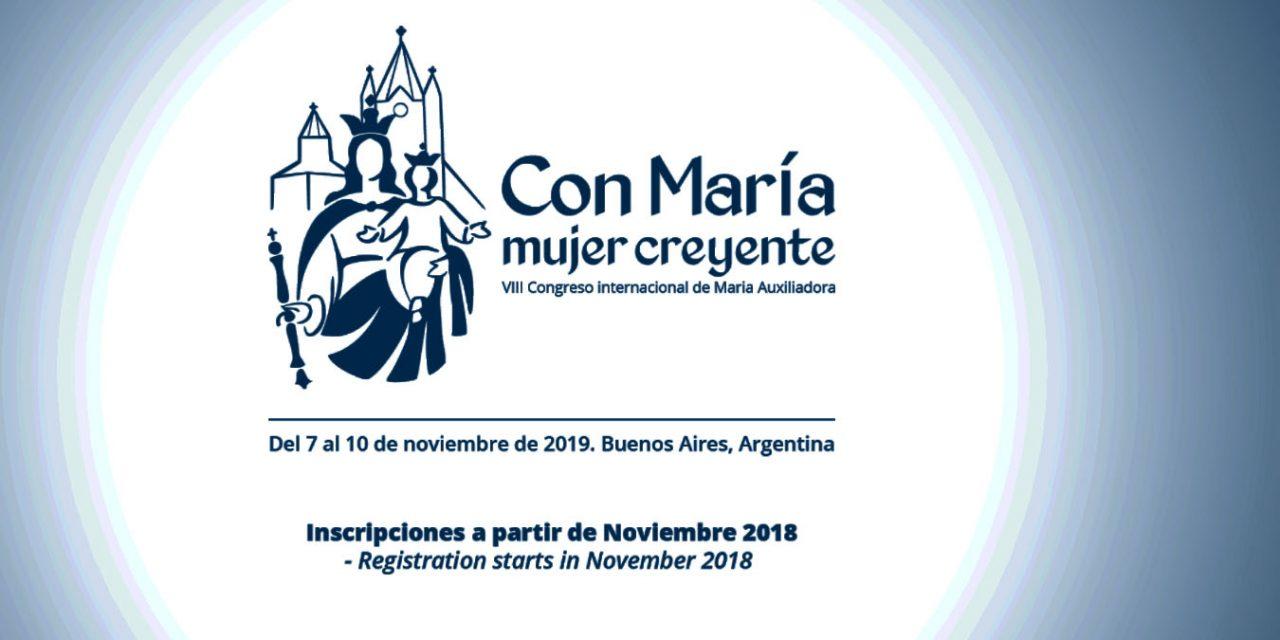 (ANS – Roma) – VIII Congresso Internazionale di Maria Ausiliatrice