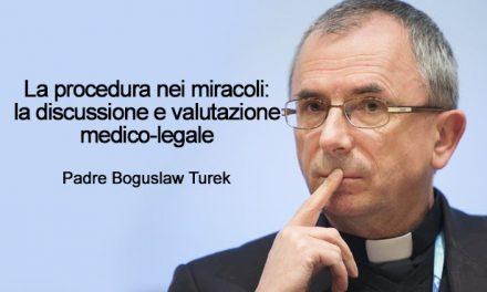 (SDB) LA PROCEDURA NEI MIRACOLI:  LA DISCUSSIONE E VALUTAZIONE MEDICO-LEGALE