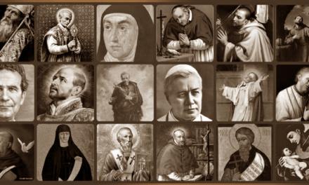 (SDB) LA TEOLOGIA DEI SANTI – fr François-Marie Léthel ocd