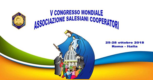 V Congresso Mondiale Associazione Salesiani Cooperatori