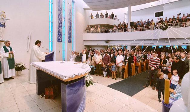"""(ANS) Slovacchia – Inaugurazione del dittico """"Don Bosco e Titus Zeman"""""""