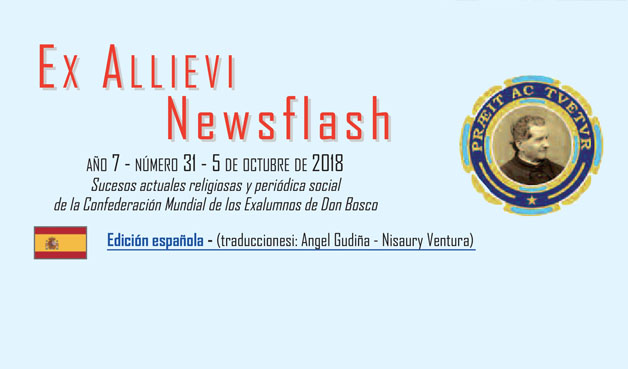Newsletter degli Ex allievi e Ex Allieve di Don Bosco in lingua spagnola