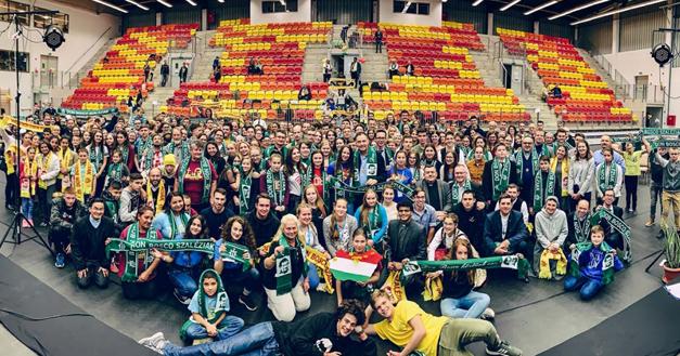 """Ungheria – Don Á.F. Artime: """"Se non credessimo nei giovani, faremmo meglio a chiudere tutte le case. Ma noi crediamo nei giovani!"""""""