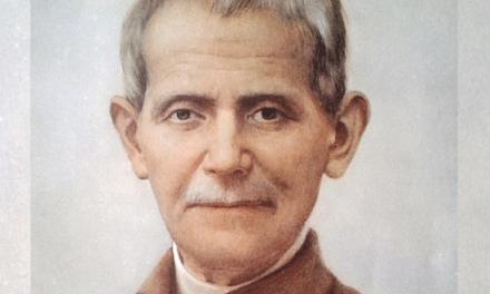 RMG – 75° anniversario della morte del Venerabile Simone Srugi, Salesiano Coadiutore