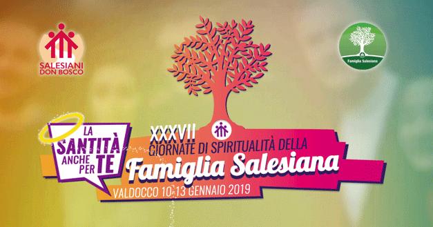 XXXVIII Giornate di Spiritualità della Famiglia Salesiana