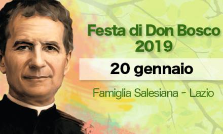 Festa di Don Bosco 2019