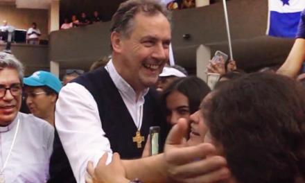 Panama – Il Rettor Maggiore, Don Ángel Fernández Artime, è arrivato a Panama2019