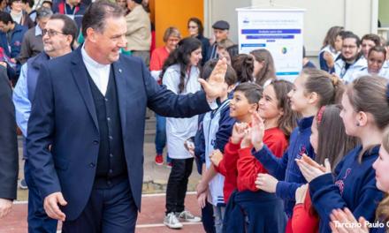 """Spagna – Il Rettor Maggiore: """"Che ogni opera salesiana sia un Valdocco oggi, una scuola di vita e di santità"""""""