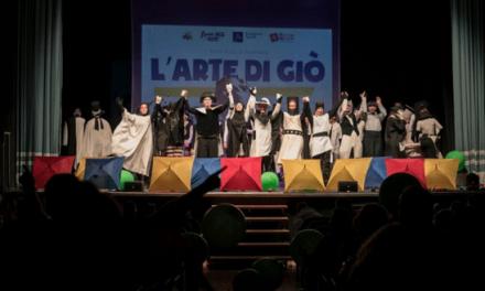 Festa della Santità – Arte di Giò – il musical per dare colore alla vita
