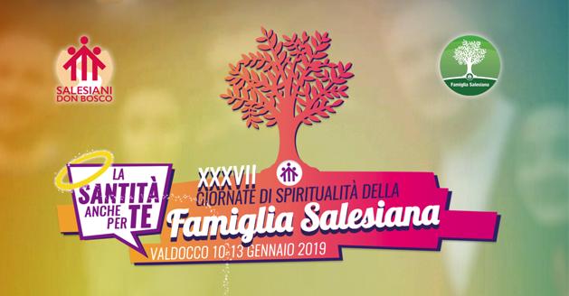 RMG – La Famiglia Salesiana in cammino verso la santità: le Giornate di Spiritualità 2019