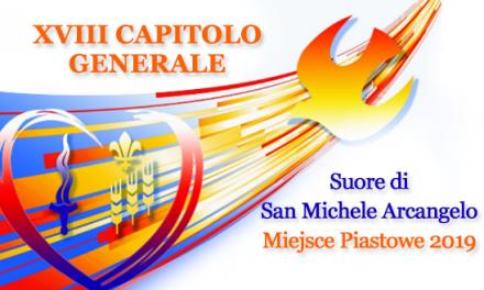 XVIII Capitolo Generale delle Suore di San Michele Arcangelo