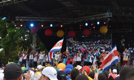 """Panama – La Festa MGS a Panama2019: """"Cari giovani, non abbiate paura di ciò che Dio vi chiede"""""""