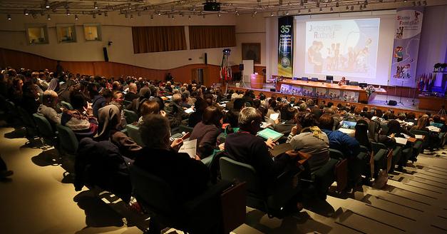 GFS 2017 – Presentazione di Don Eusebio Muñoz