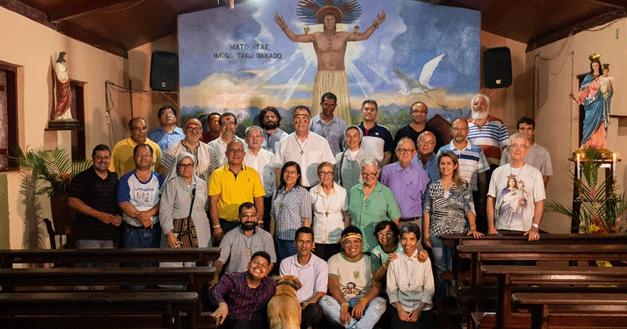 """Brasile – """"Il sangue sparso continua a dare vite in Dio"""": il Rettor Maggiore nella terra dei martiri."""
