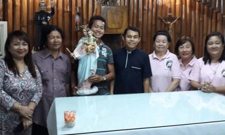Filippine – 30 anni dell'ADMA a Dumaguete