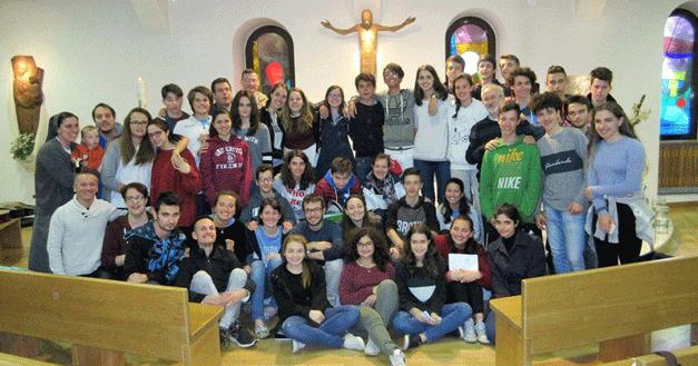 Italia – La missione specifica dell'ADMA Giovani: l'educazione del cuore