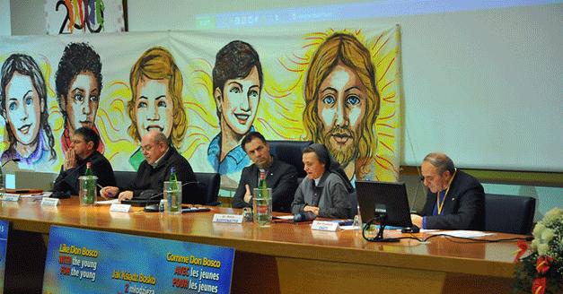 GIORNATE DI SPIRITUALITÀ DELLA FAMIGLIA SALESIANA 2015 / DOCUMENTI