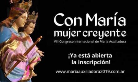 RMG – VIII Congresso Internazionale di Maria Ausiliatrice