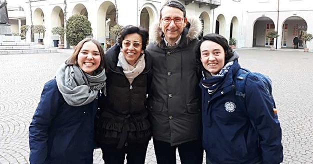 Italia – Contemplazione salesiana nella vita ordinaria: la Fraternità Contemplativa Maria di Nazareth