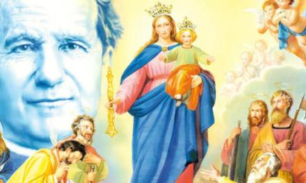 """Italia – Maria sostiene gli """"eroi"""" della missione"""