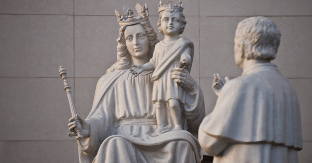 I Santi Patroni della Comunità Canção Nova