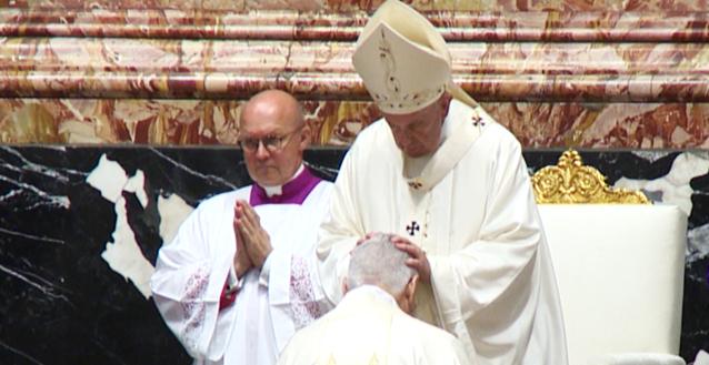 L'ordinazione episcopale di mons. Alberto Lorenzelli, SDB