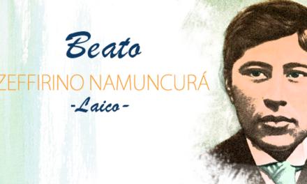 BEATO ZEFFIRINO NAMUNCURÁ (1886-1905)