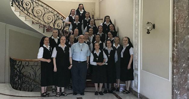 Italia – Iniziato il X Capitolo Generale delle Apostole della Sacra Famiglia