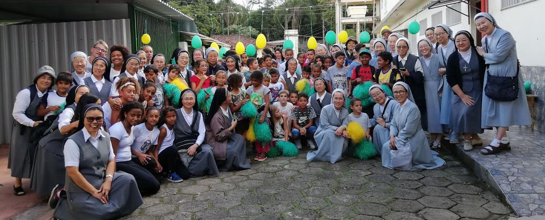 3° Incontro Internazionale di missione delle Suore della Carità di Gesù