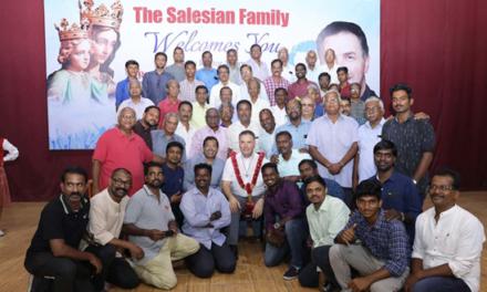 India – Il Rettor Maggiore termina la Visita nell'Ispettoria di Chennai