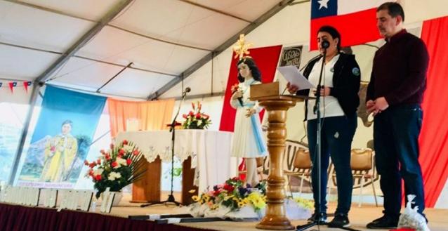 Cile – Laura Vicuña: Patrona della Gioventù