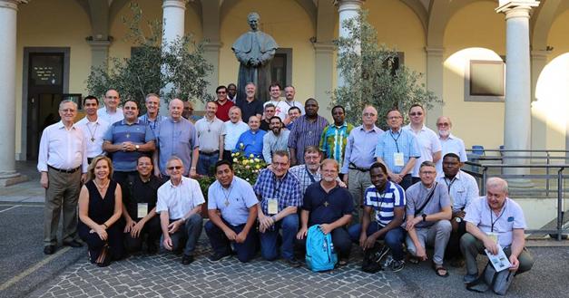 RMG – Incontro mondiale dei Delegati della Famiglia Salesiana – Primo Gruppo