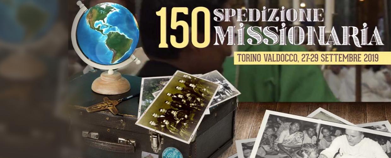 150° spedizione missionaria