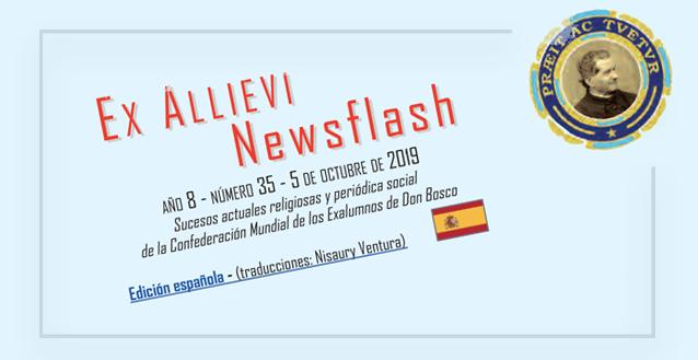 EX ALLIEVI  Newsflash