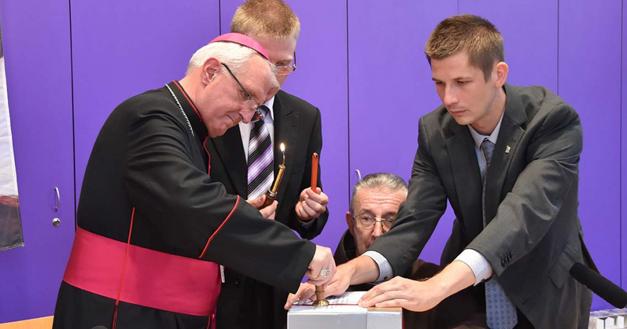 Slovenia – Solenne conclusione dell'Inchiesta diocesana per la Causa di Beatificazione del Servo di Dio Andrea Majcen