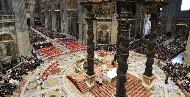 Vaticano – Con la Messa nella Basilica di San Pietro, Amazzonia ha aperto il Sinodo per l'Amazzonia